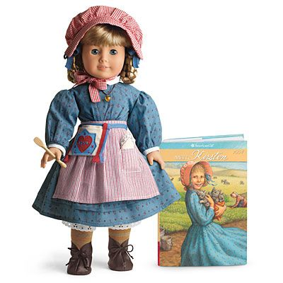 Fashion Inspiration: American Girl Doll Kirsten  This is the greatest thing I have ever seen. I am crying. @Mary Holliday Ross understands. I still have my Kirsten <3