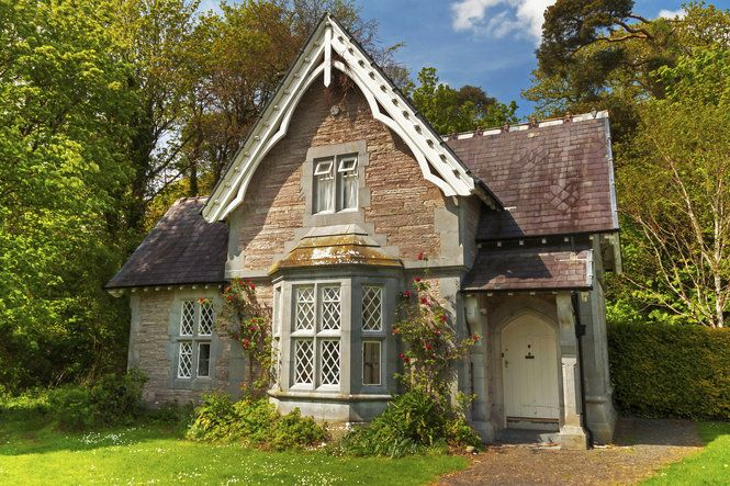 Architects offer irish cottage style home plans home for Irish cottage plans