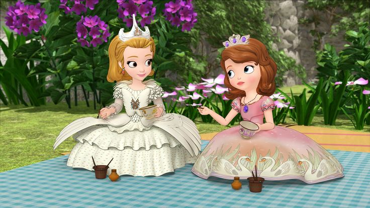 Sofia the First The Enchanted Feast is now on DVD! Tell me why you love Sofia and you could WIN your very own copy.