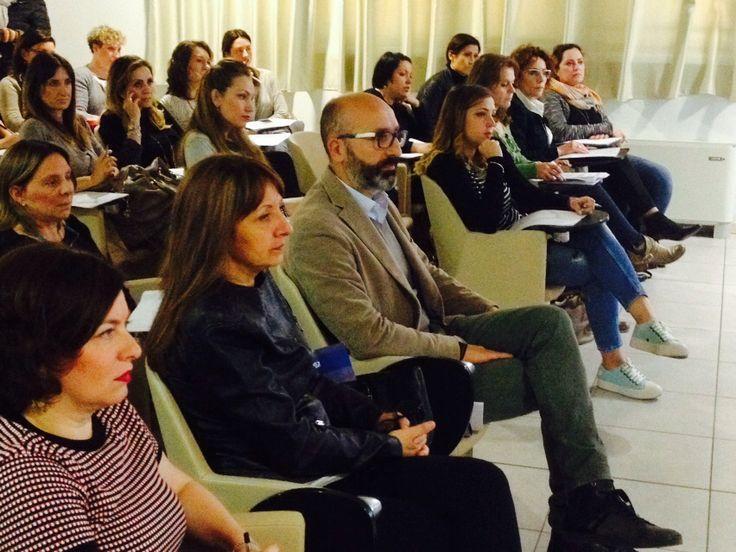 Pierluigi Marzocchi e Manuela Boncompagni rispettivamente Presidente e Coordinatore Confartigianato Estetica