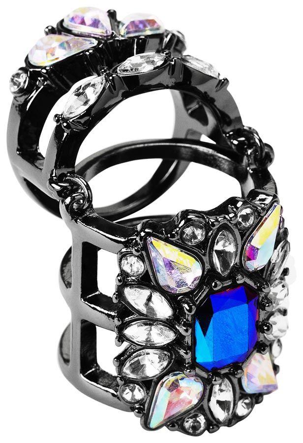 ¡Señala con el dedo! Los anillos midi son el accesorio must Anillo flexi de H