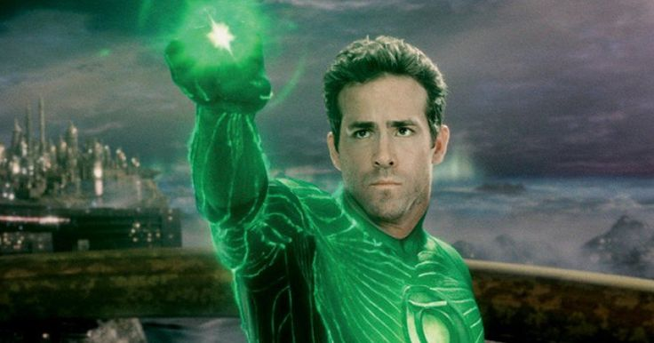 Ryan Reynolds Says He Was Unhirable After Green Lantern