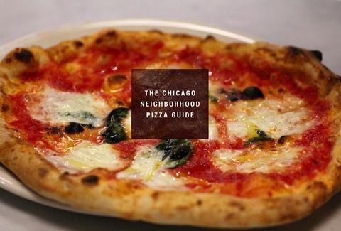 Best pizza in 23 Chicago neighorhoods