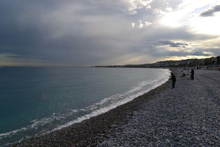 Promenade des Anglais plages