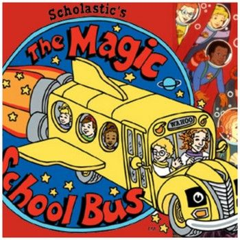Free 34-week lesson plans for the entire Magic School Bus series!