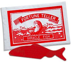 """For Chinese New Year, explore """"fake fish""""Fortune Teller, Birthday Parties, Fun Stuff, Miracle Fish, Chine Fortune Fish, Fortune Telling, Memories, Red Fish, Teller Miracle"""