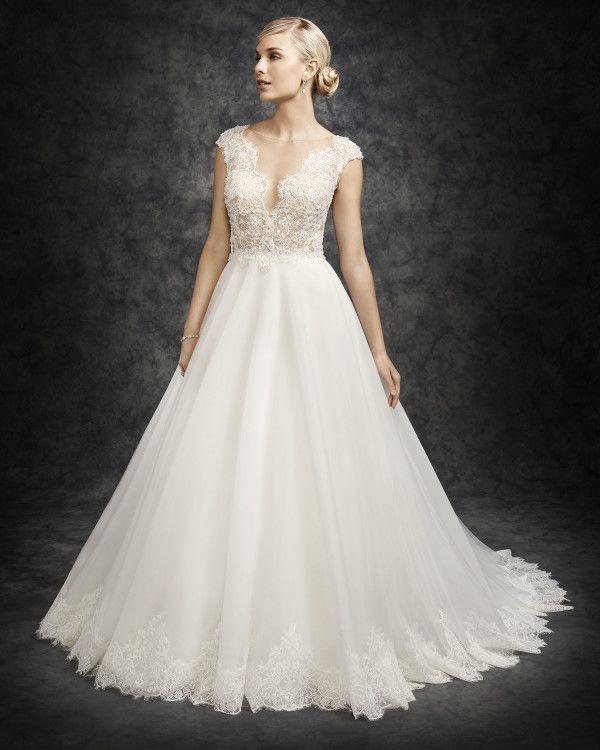 60 best Chana Marelus images on Pinterest | Wedding frocks, Bridal ...