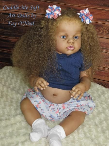 Aleigha Biracial Reborn Toddler For Sale Arianna By Reva