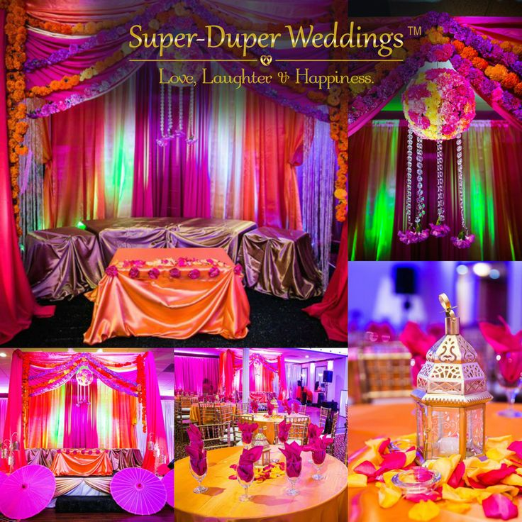 Your wedding decoration and ambience tells a story about your personality, likes and tastes. And we at Super-Duper Weddings are master craftsmen in weaving fantastic memorable stories with designs and colors. We at Super-Duper Weddings constantly endeavor to exceed your expectations. First time. Every time. #wedding #weddingdecor #indianwedding #events #weddingplanner #floraldecor #Mehndifavours #WeddingFavour #Indianmehendi #Loveforcolours #Traditionalmehendi #Vibrantcolours #weddingplanner
