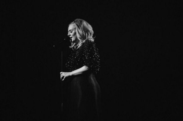 Adele Shares 2016 Tour Dates