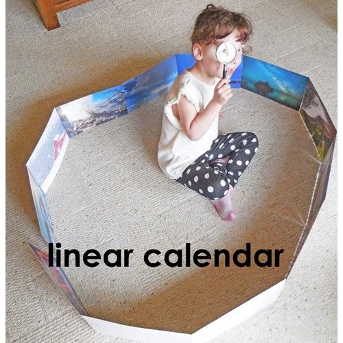 Linear Calendar In Kindergarten : Best images about calendar activities for kids on