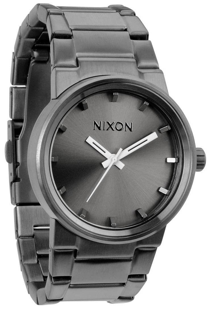 Nixon watches black and white dresses