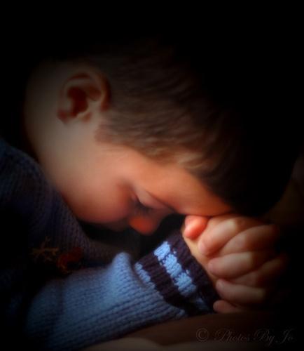 I pray for the faith of a child!