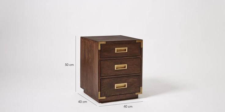 Raleigh Bedside Table | Swoon Editions