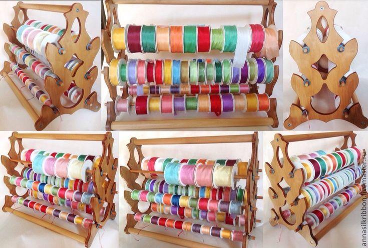 хранение ниток швейных принадлежностей своими руками - Поиск в Google