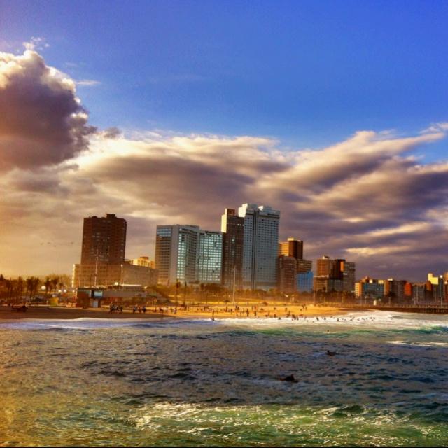 Durban North Pier..