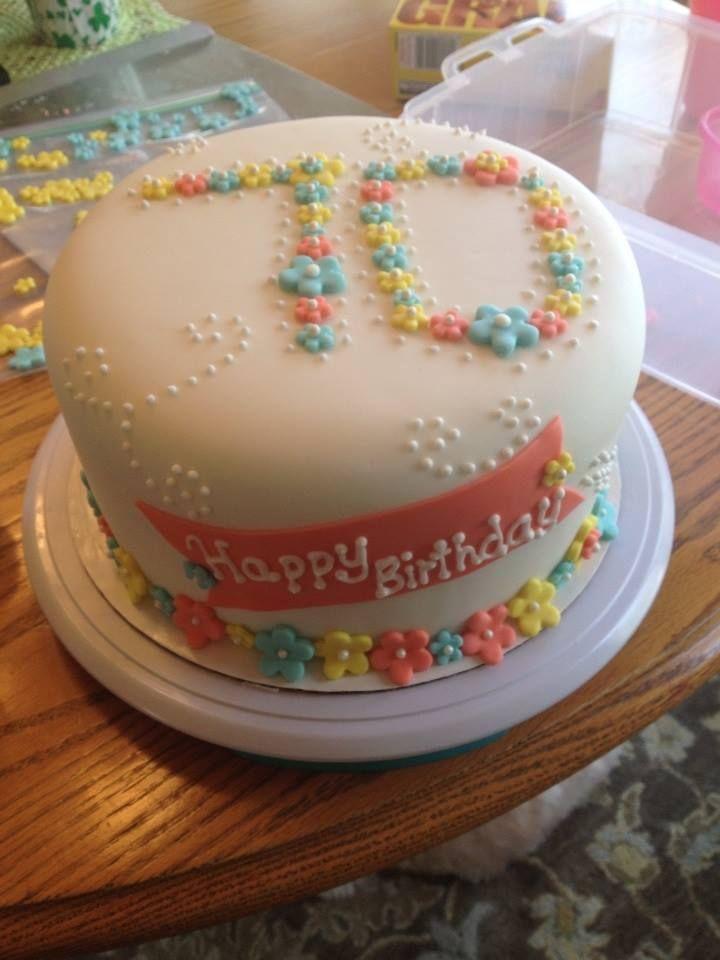 Birthday cakes 70th birthday cake cake decorating for 70th birthday cake decoration ideas