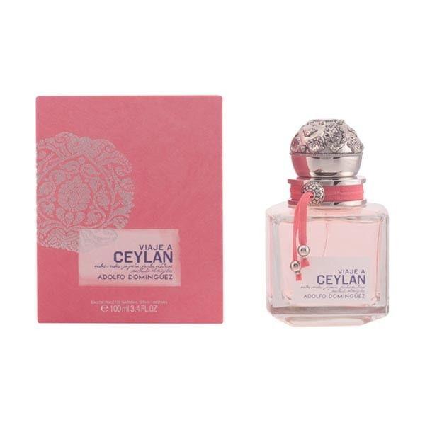 El mejor precio en perfume de mujer 2017 en tu tienda favorita https://www.compraencasa.eu/es/perfumes-de-mujer/7249-adolfo-dominguez-viaje-a-ceylan-woman-edt-vapo-100-ml.html