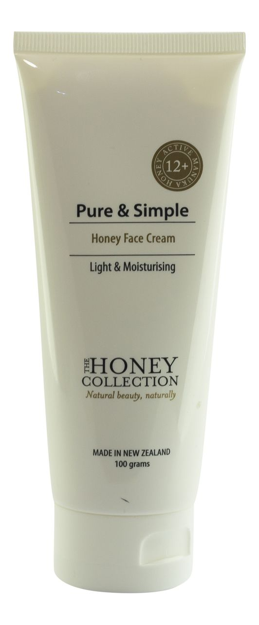 Manuka Natural - Manuka Honey Face Cream, US$29.95 (http://www.manukanatural.com/manuka-honey-face-cream/)