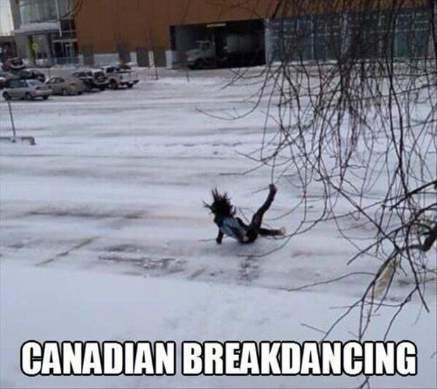 Canadian winters