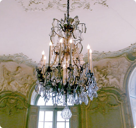 History of French Chandeliers