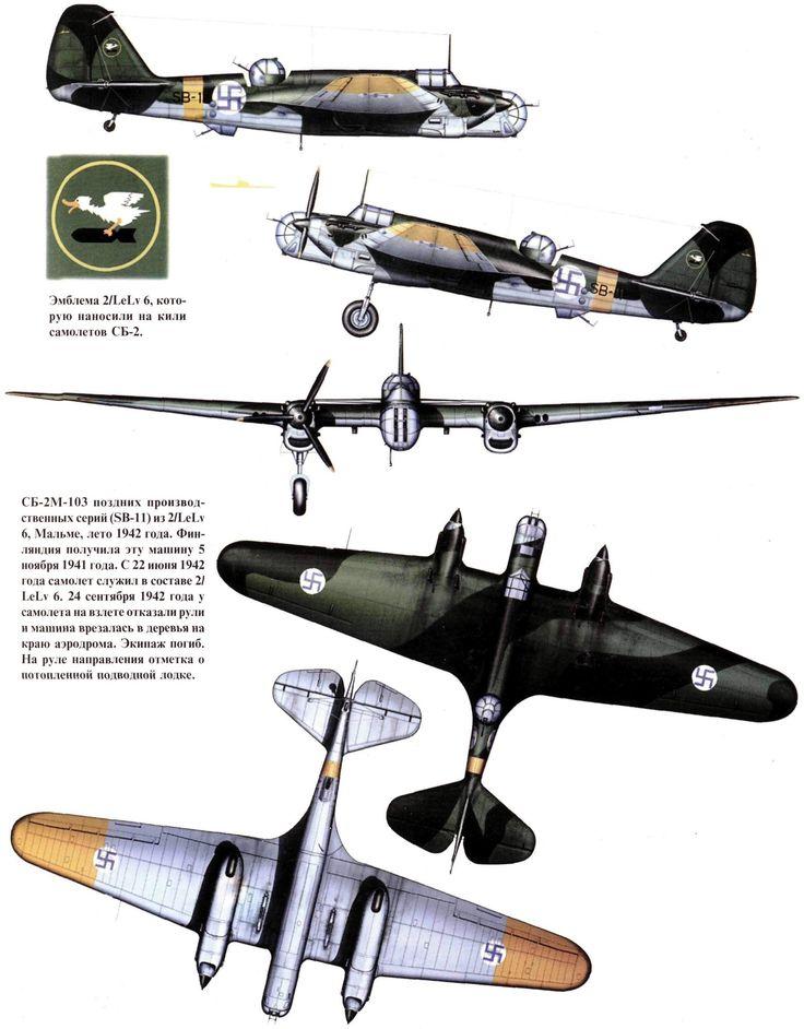Tupolev SB/B.71