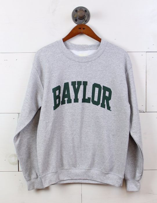 2749bb6a Baylor Sweatshirt College Wear, College Hoodies, College Outfits, College  Apparel, University Outfit