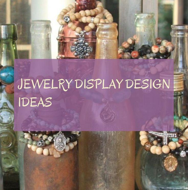 jewelry display design ideas   schmuck-display-design-ideen   idées de concepti…
