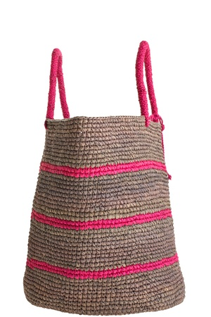 perfect beach bag.