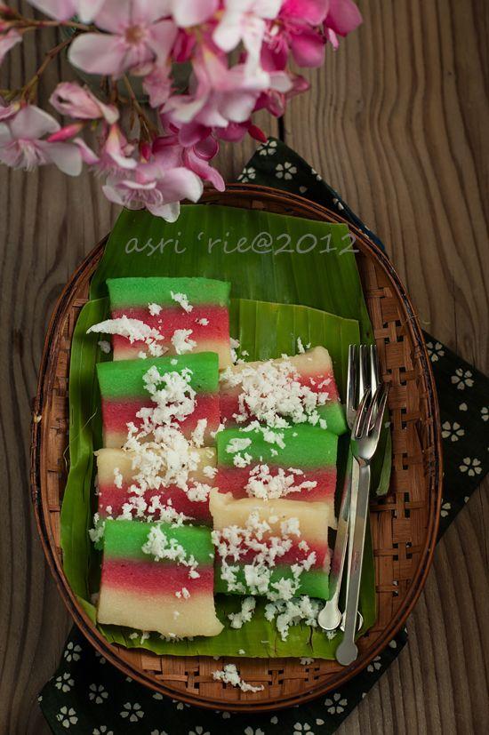 Food and Story: Lapis Singkong