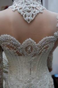 Latest Wedding Dress Trend 2013