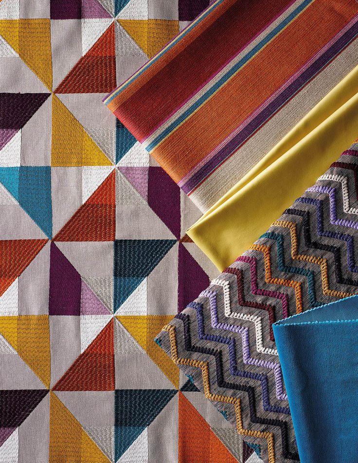 Osborne And München 12 best textilien fabrics images on