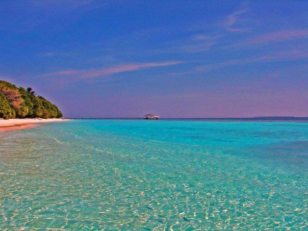 Royal Island Resort beach - Maldives