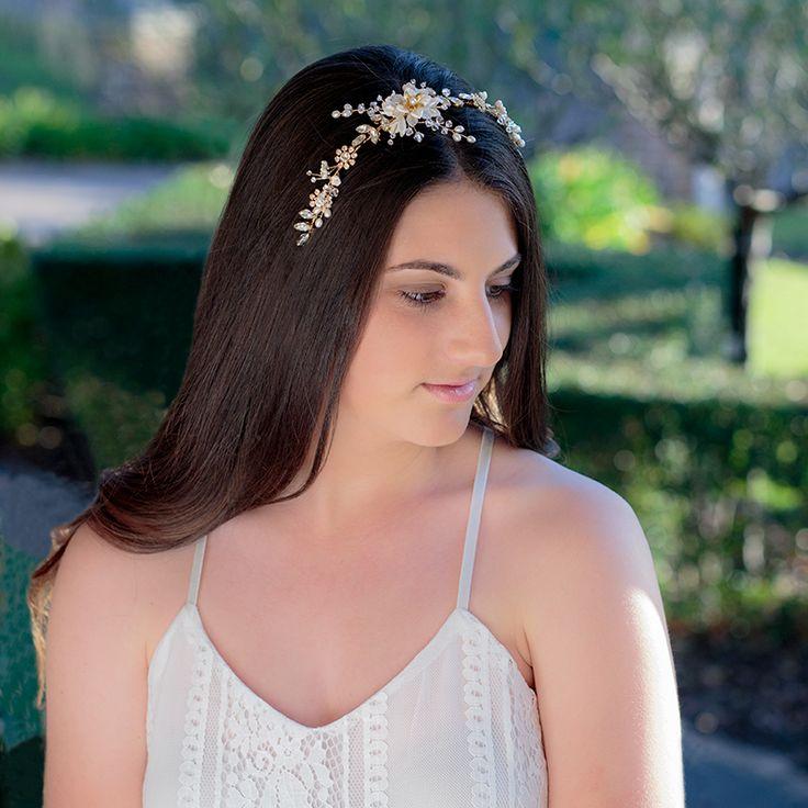 GEORGIA | Bridal Headband…