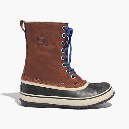 Sorel Conquest Boots Canada