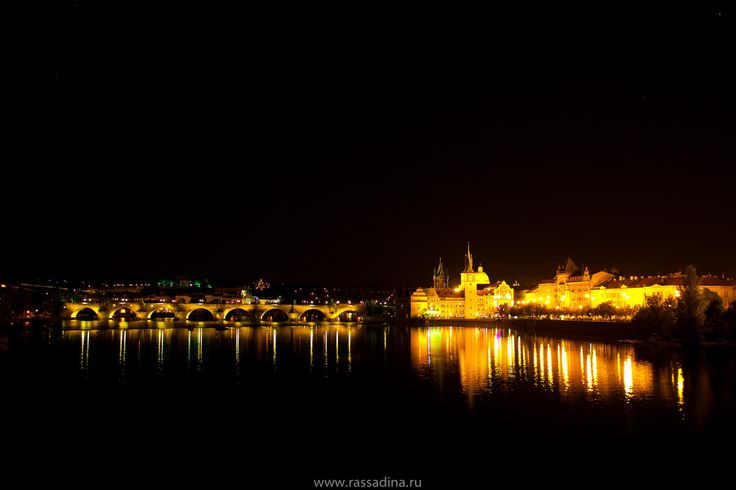 Night Prague by Katia Rassadina on 500px