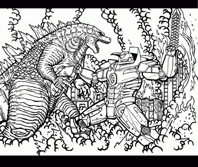 30 Wonderful Photo Of Godzilla Coloring Pages Albanysinsanity Com Monster Coloring Pages Space Coloring Pages Coloring Pages