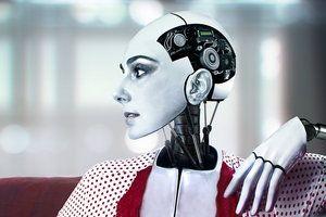 Robot (deviantart, 2013)