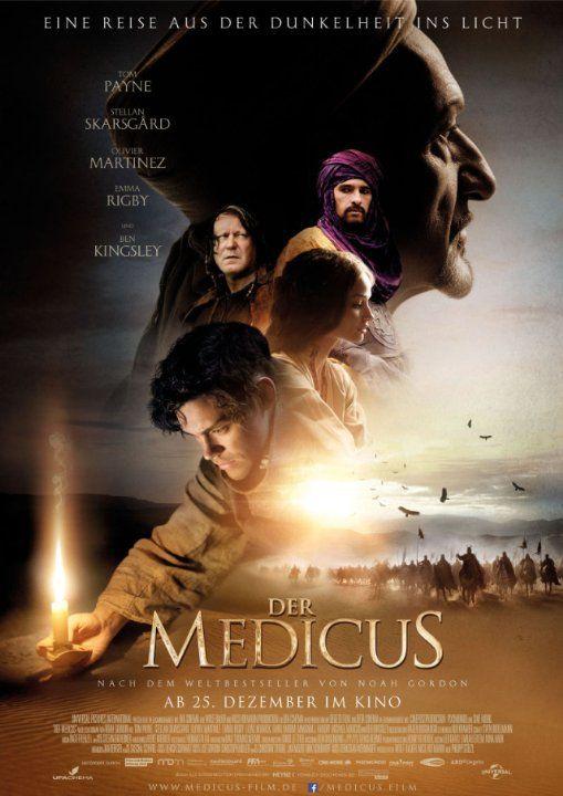 The Physician (2013) Avontuur/Drama, Wanneer de 9-jarige Rob Cole zijn moeder ziet overlijden kan hij niet voorzien dat dit angstaanjagende besef van de naderende dood een geschenk is. Het brengt hem vanuit zijn 11e-eeuwse leven in Londen, via allerlei kleine dorpjes, uiteindelijk naar de medische school in Ispahan. Een operatie van een Joodse arts, die opgeleid is door de legendarische Perzische arts Avicenna, inspireert hem om zijn leven te wijden aan de geneeskunde.