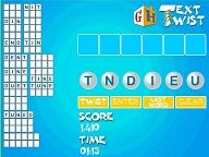 Text Twist: Game for older students