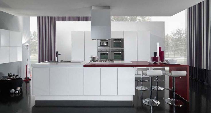 Amusing Modern Luxury Kitchen Designs White Luxury Modern Kitchen Design Ideas