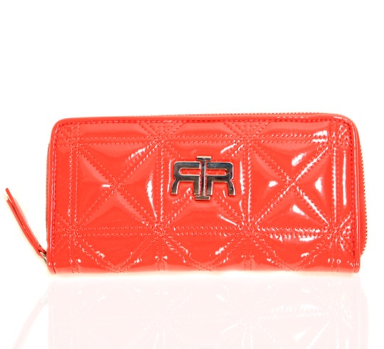 River Island Coral Purse on glamouronthego.co.uk