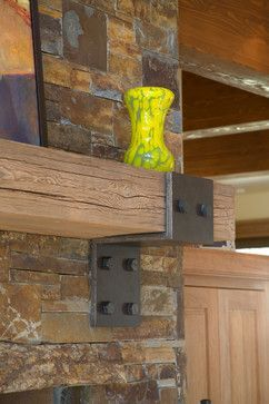 Best 20 Rustic fireplace mantels ideas on Pinterest Brick