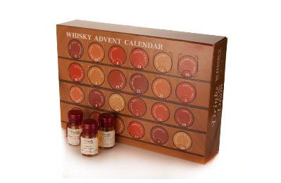 Perfect Gift For Whiskey Lovers: 2013 Whiskey Advent Calendar