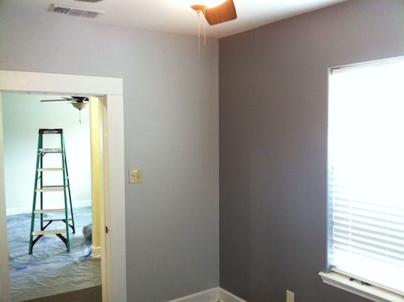 Behr dolphin fin design and paint colors pinterest for Behr paint silver bullet