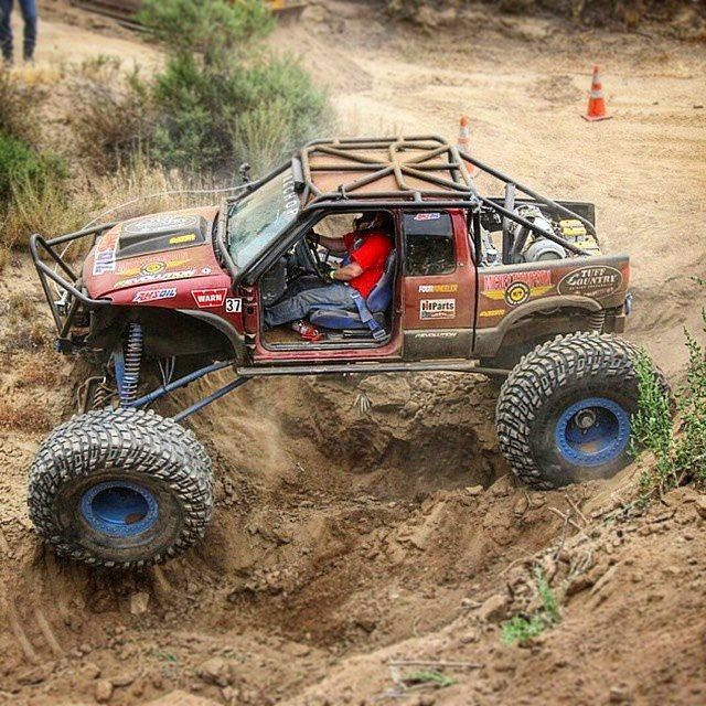 """""""Top Truck Challenge S10! #flexrocksrollovers #chevy"""