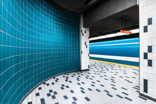 subway photos of the montreal metro project with chris forsyth photography