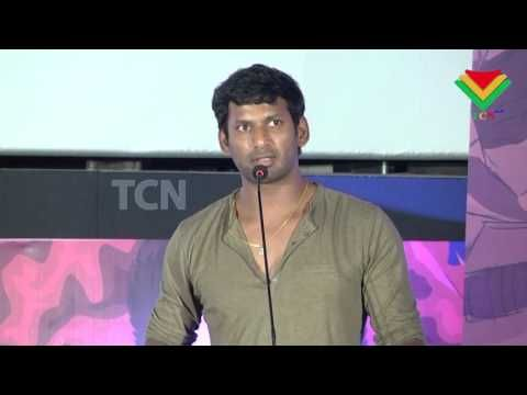simba tamil movie audio launch | actor Vishal