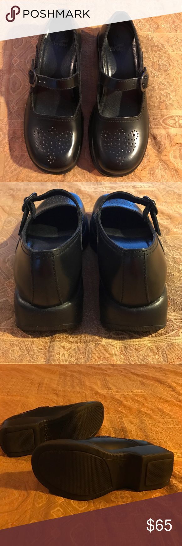 Weekend sale Dansko size 38 Good condition Dansko clogs size 38. Some scuffing as expected. Dansko Shoes
