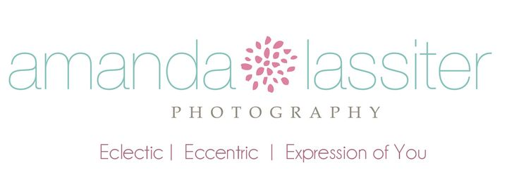 Amanda Lassiter Photography logo-- make sure to know backup plan of photos